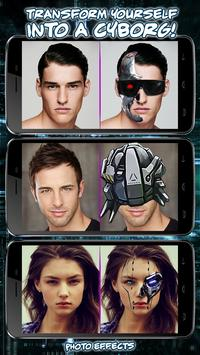 Cyborg Photo Editor – Become a Robot in Picture screenshot 1