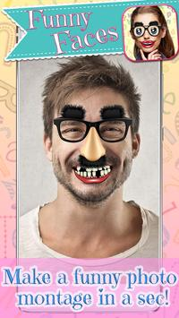 Funny Mouth Stickers - Face Changer App screenshot 12