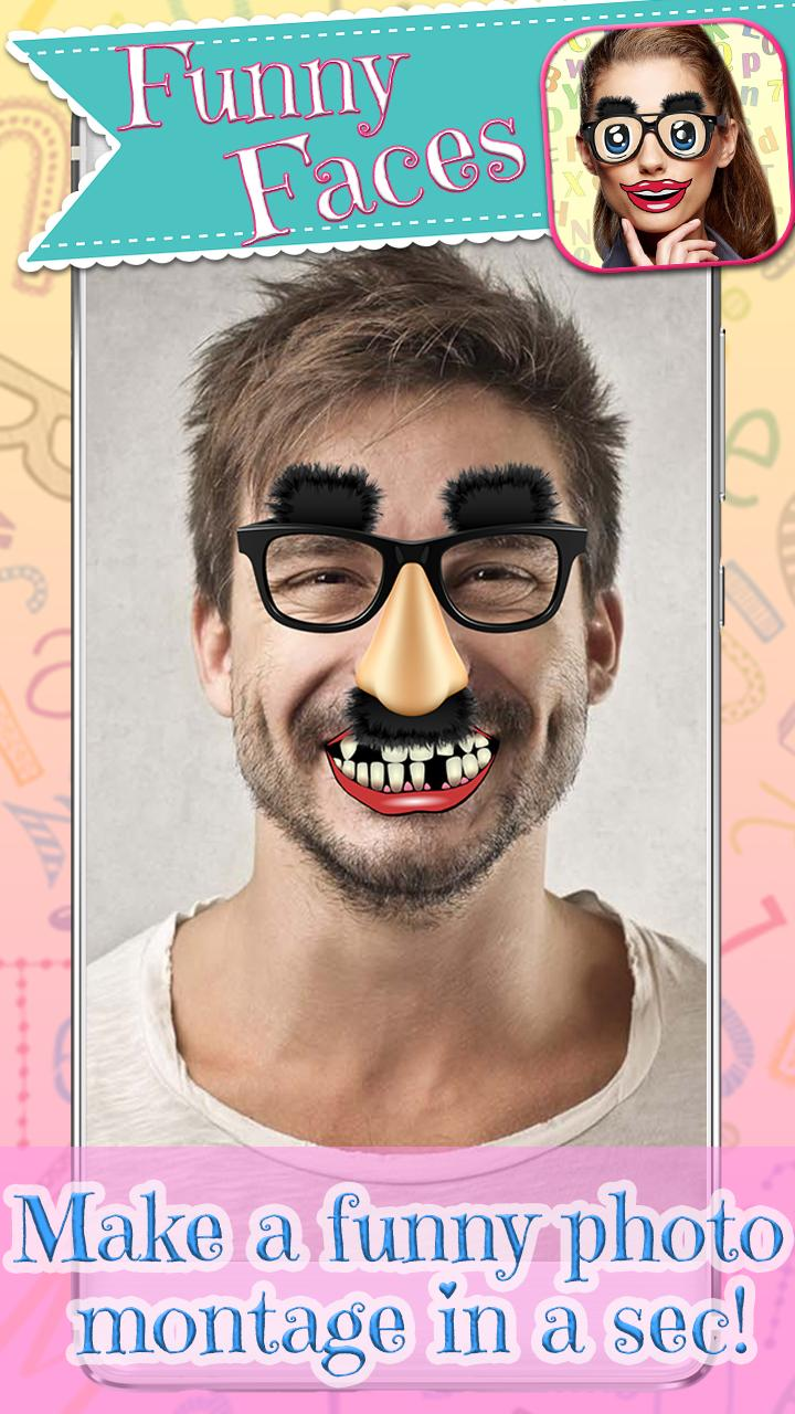 Funny Mouth Stickers - Face Changer App for Android - APK