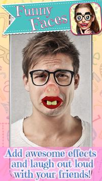 Funny Mouth Stickers - Face Changer App screenshot 9
