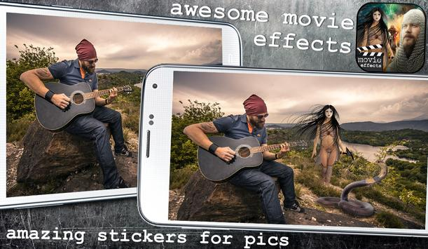 Special Effects for Photos - Action Movie FX App screenshot 6