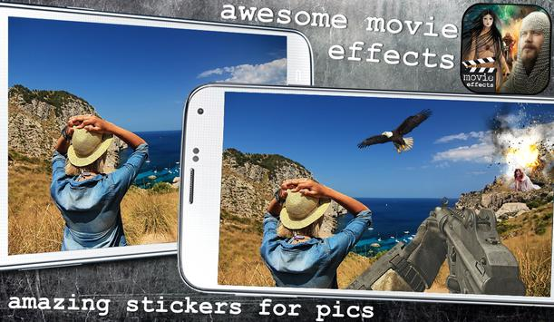 Special Effects for Photos - Action Movie FX App screenshot 8
