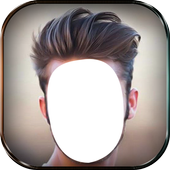 Man Hairstyle Cam Photo Booth icon