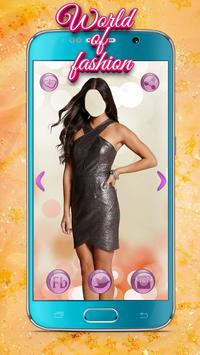 Short Dress Up Fashion Montage screenshot 2