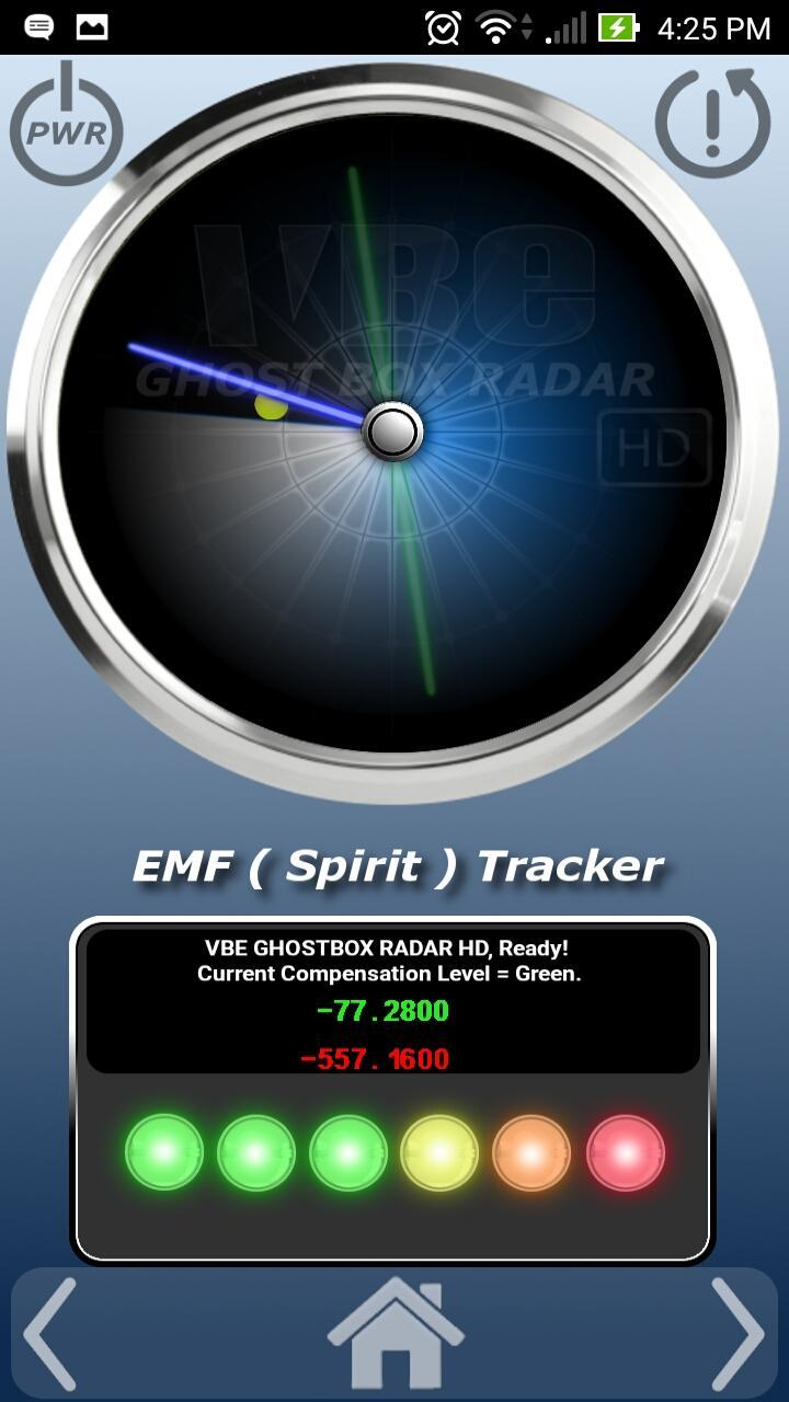 VBE GHOST BOX RADAR HD FREE for Android - APK Download