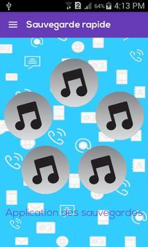 استرجاع الأغاني screenshot 1