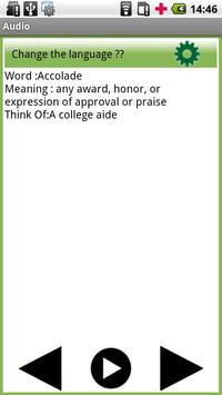 Vocabmonster 25 Free SAT Words apk screenshot