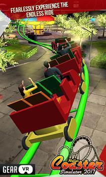 Roller Coaster Simulation VR apk screenshot