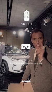 VR City apk screenshot