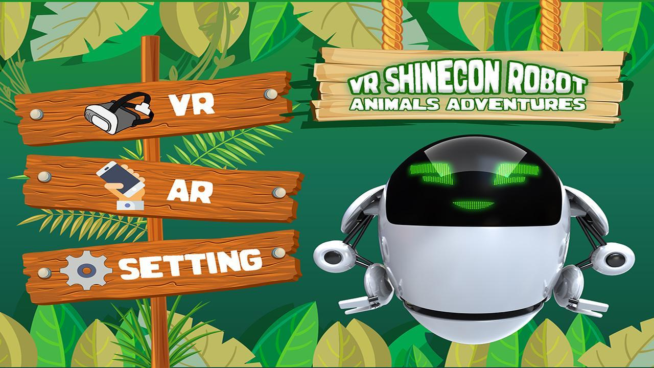 Vr Shinecon Robot Animals Adventures For Android Apk Download