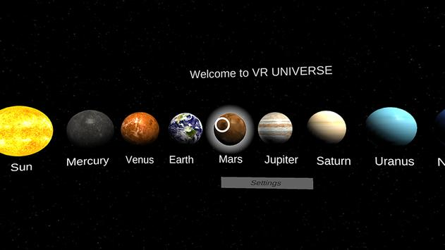 VR Universe poster