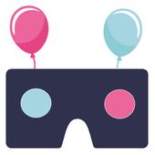 Birthday VR icon