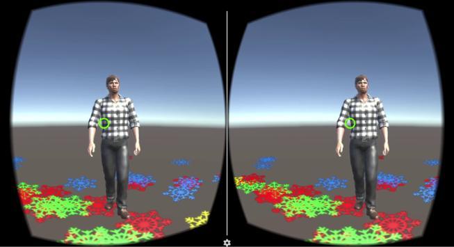 Birthday VR screenshot 1