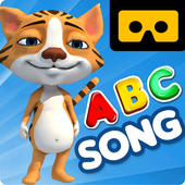 Kids VR 3D Alphabet Song icon