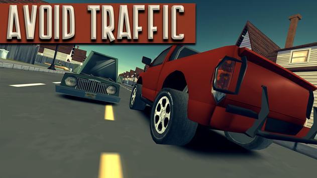 Car-Toon 3D Racing screenshot 1