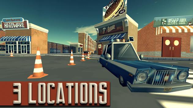 Car-Toon 3D Racing screenshot 4