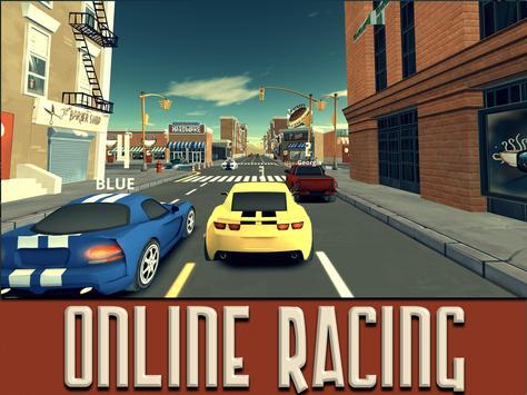 Car-Toon 3D Racing screenshot 5