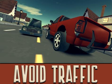 Car-Toon 3D Racing screenshot 6