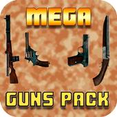 Mega Weapon Pack : World War Battle Field icon