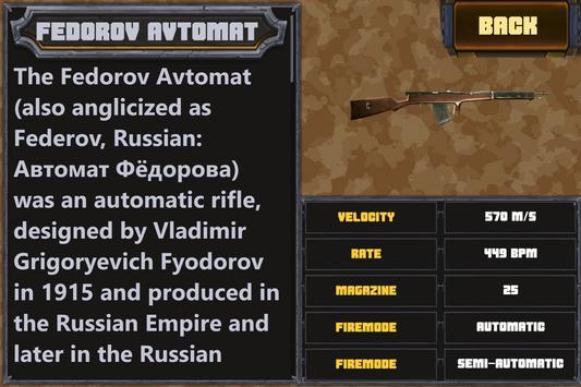 Mega Weapon Pack : World War Battle Field screenshot 19