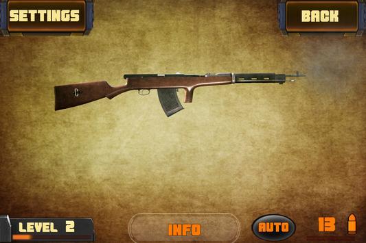 Mega Weapon Pack : World War Battle Field screenshot 1