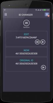 Device ID Changer screenshot 1