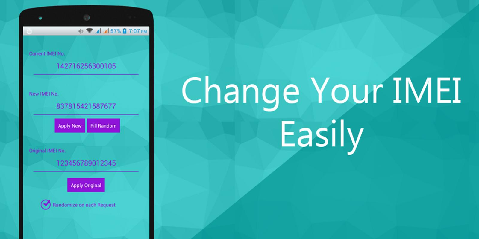 IMEI Changer APK Download - Free Tools APP for Android ...