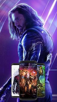 Infinity War Lock Screen Wallpapers Apk App Descarga
