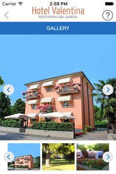Hotel Valentina Perchiera apk screenshot