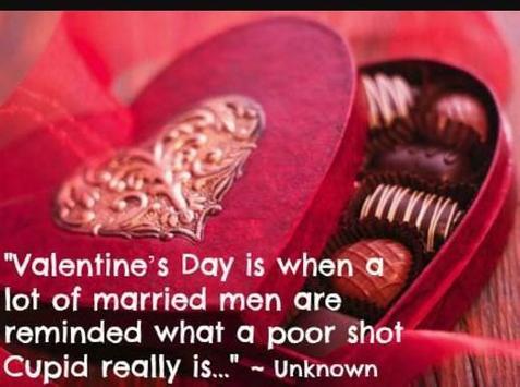 Valentine Love Quotes poster