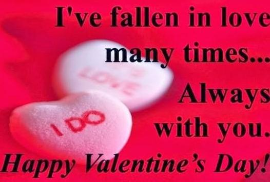 Valentine Love Quotes apk screenshot