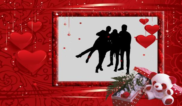 Valentine's Day Photo Frame apk screenshot