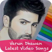 Varun Dhawan Latest Video Songs icon