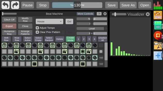 Beat Machine स्क्रीनशॉट 1