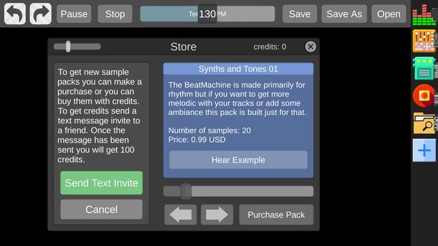Beat Machine स्क्रीनशॉट 4