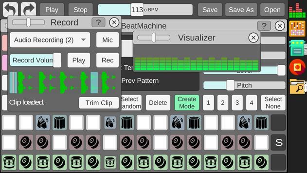Beat Machine स्क्रीनशॉट 6