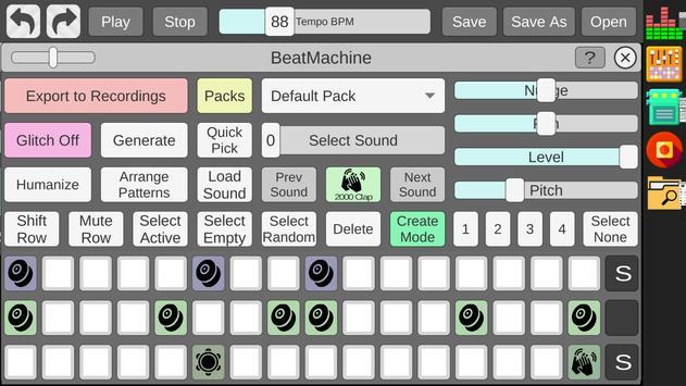 Beat Machine स्क्रीनशॉट 9