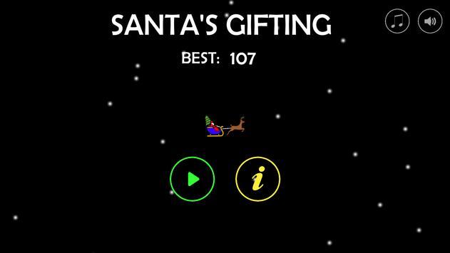 Santa's Gifting poster