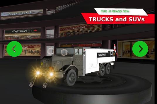 Tough trophy truck. Kings road screenshot 4