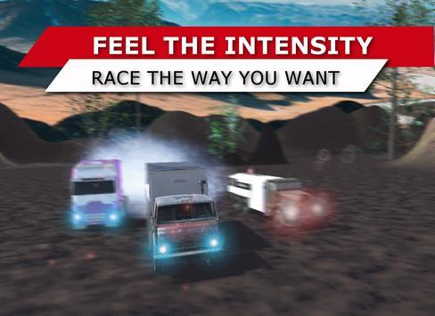 Tough trophy truck. Kings road screenshot 6