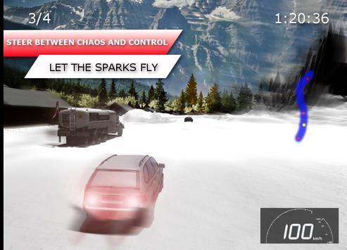 Tough trophy truck. Kings road screenshot 1