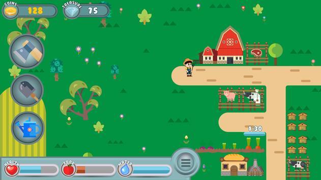 Tiny Island (Demo) screenshot 1