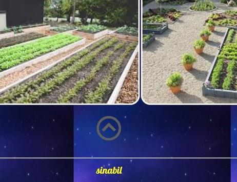 Vegetable Garden Design screenshot 2