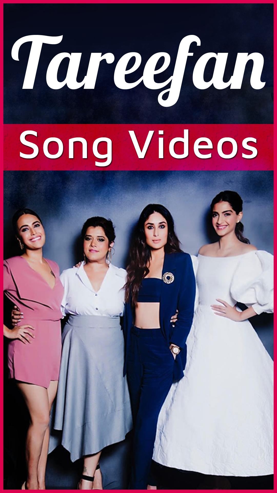 Tareefan Song Videos - Veere Di Wedding Songs cho Android