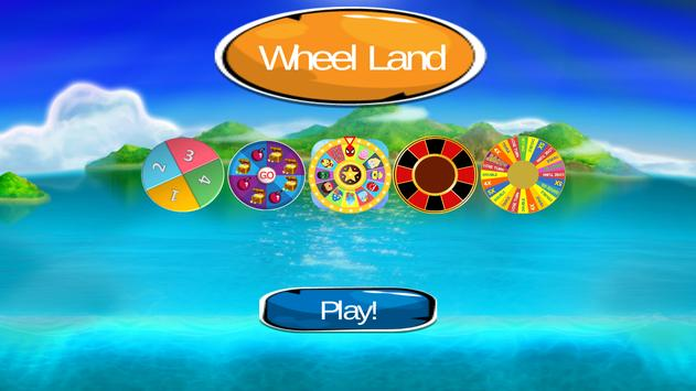 Wheel Land poster