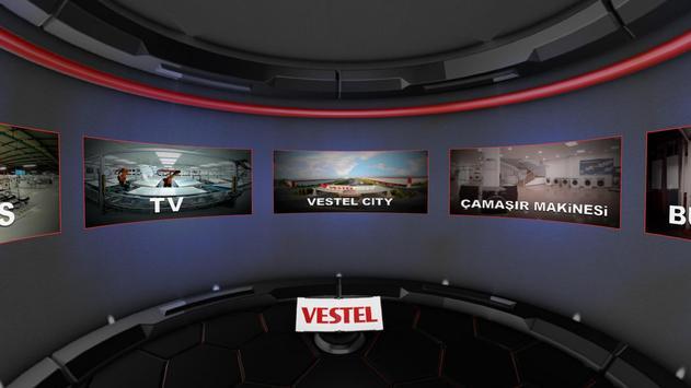Vestel VR poster