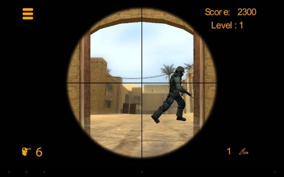 Sniper Traning for CS GO poster