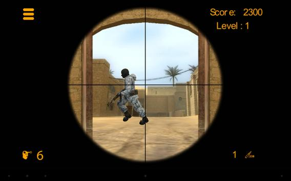 Sniper Traning for CS GO apk screenshot