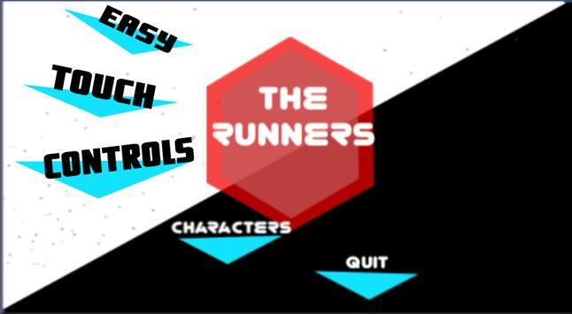 The Runners apk screenshot