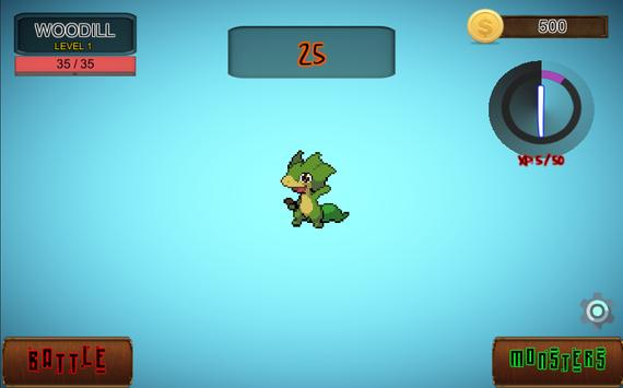 Pixel Monsters apk screenshot
